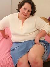 Kinky fatty having her...