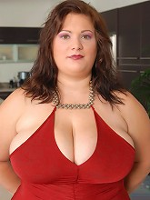 The sexy Brandy Ryder...