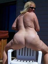 fat ass wifes